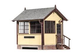Peco LK-709 Ground Level Signal Box